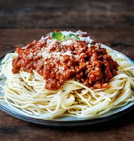Scrummy Spaghetti Bolognese