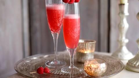 Pink Spice - Valentines Cocktails