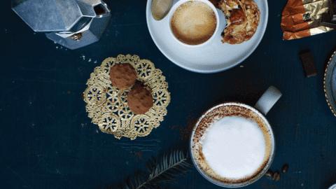 The Perfect Irish Coffee