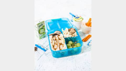 Kid-Friendly Bento Box