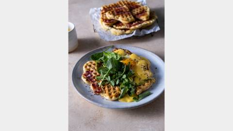 Brunch Waffle
