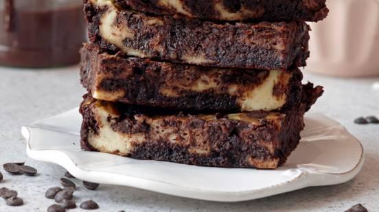Cheesecake Swirl Brownie (Gluten Free)