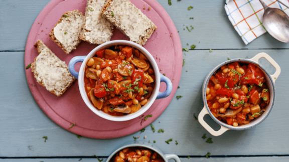 Tom's Tomato and Chorizo Hot Pot