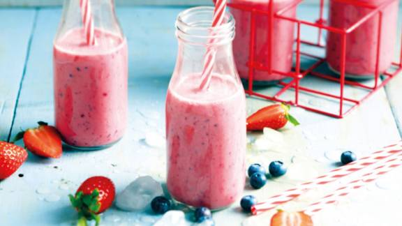 David Gillicks Energiser Smoothie