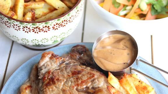 Ale Marinated Steak