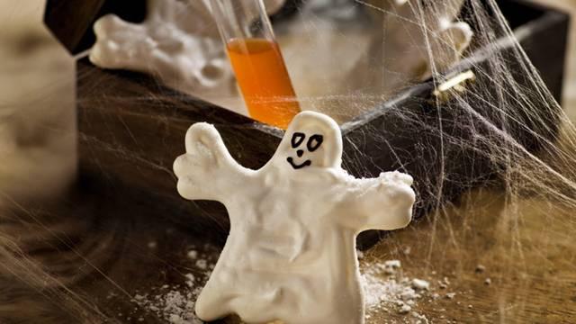 Halloween Ghosts recipe