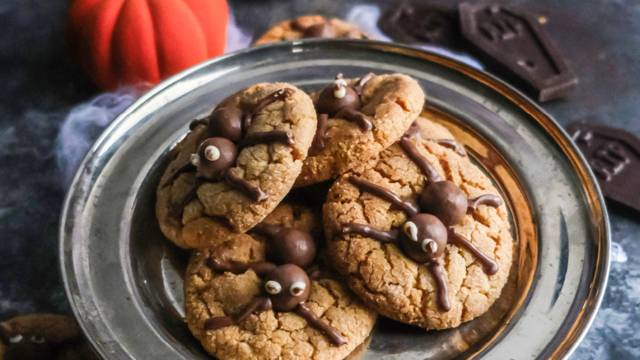 Spider Cookies