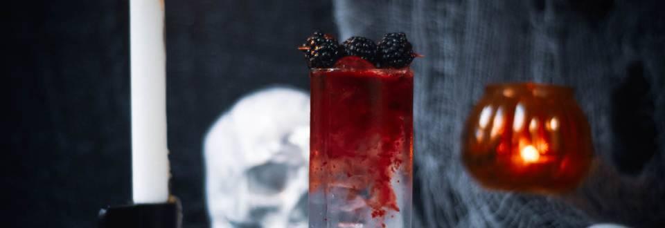 The Bleeding Heart Cocktail