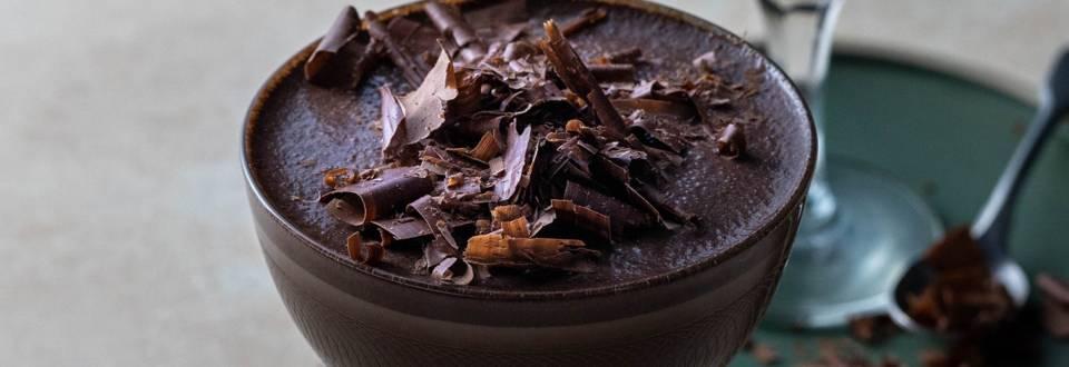 Dark Chocolate Coffee Cocktail