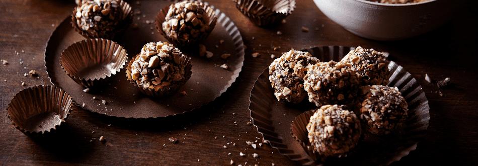 Chocolate Nut Balls