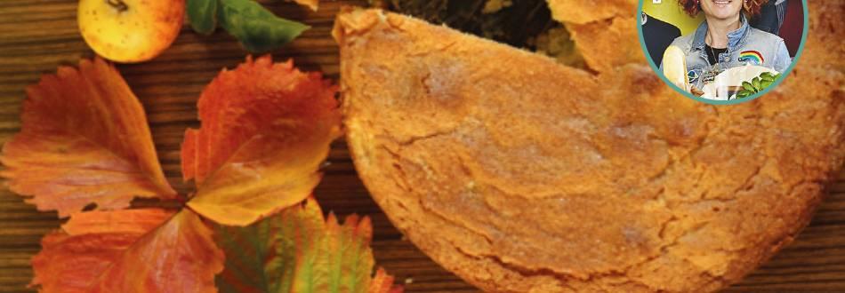 The O'Connor Family - Autumn Apple Cake